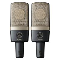 AKG C314 MATCHED PAIR стереопара из двух микрофонов