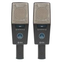 AKG C414 XLS MATCHED PAIR стереопара из двух микрофонов