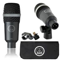 AKG D40 динамический микрофон