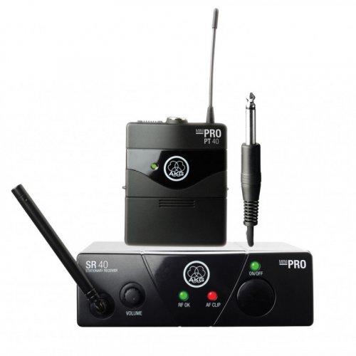AKG WMS40 Mini Instrumental Set BD ISM1 радиосистема инструментальная