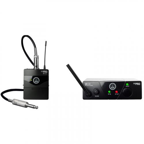 AKG WMS40 Mini Instrumental Set BD ISM2 радиосистема инструментальная