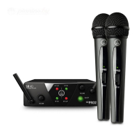 AKG WMS40 Mini2 Vocal Set BD ISM2/3 EU/US/UK радиосистема вокальная