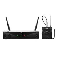 AKG WMS420 PRESENTER SET Band A радиосистема с петличным микрофоном