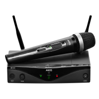 AKG WMS420 VOCAL SET Band D радиосистема вокальная