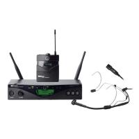 AKG WMS470 PRES SET BD M-50MW радиосистема с петличным микрофоном