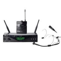 AKG WMS470 PRES SET BD1-50MW радиосистема с петличным микрофоном