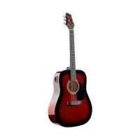 Акустическая гитара Stagg SW201 RDS