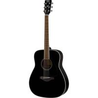 Акустическая гитара YAMAHA FG820 BLACK