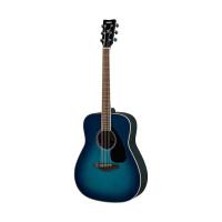 Акустическая гитара YAMAHA FG820 SUNSET BLUE