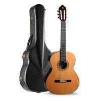 Классическая гитара Alhambra 10 Premier в кейсе 4/4