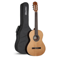 Классическая гитара Alhambra 1 OP 7/8 Senorita с чехлом