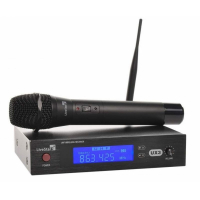 AMC LIVESTAR UX 3 (630.4 Mhz) радиосистема с ручным микрофоном