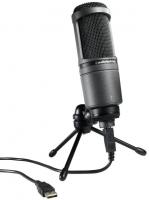 Микрофон Audio-Technica AT2020USB