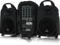 Портативная акустическая системы BEHRINGER PPA500BT
