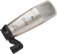 Конденсаторный микрофон BEHRINGER C1U