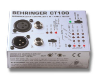 BEHRINGER CT100 Кабельный тестер