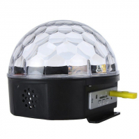 Free Color BALL63 USB Светодиодная полусфера