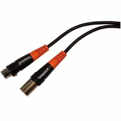 Микрофонный кабель Bespeco Silos SLFM300