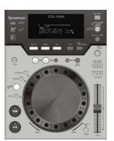 OMT CDJ5000 Проигрыватель MP3