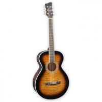 Акустическая гитара Jay Turser JTA-414Q TSB