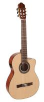 Классическая гитара со звукоснимателем Salvador Cortez CS-244-CE
