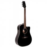 Электроакустическая гитара Washburn D10 SCEB
