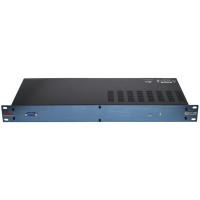 DBX ZonePro 1261 аудио процессор для многозонных систем