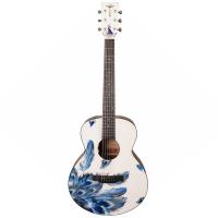 Электроакустическая гитара Tyma V-3 Plume mini