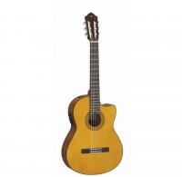 Электроакустическая гитара YAMAHA CGX122MCC