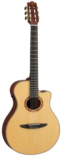 Электроакустическая гитара YAMAHA NTX3 NAT