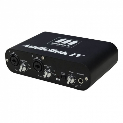 Аудиоинтерфейс Miditech Audiolink IV