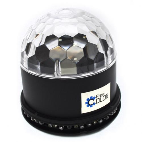 Free Color BALL31 Светодиодная полусфера