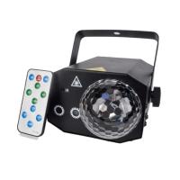 Free Color Magic Laser Ball Световой LED прибор