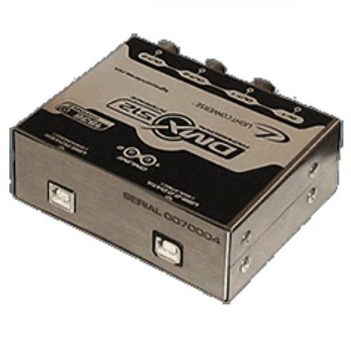 LightConverse 2048X DMX контроллер