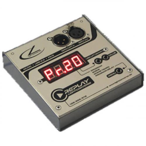 LightConverse 512 Replay DMX контроллер