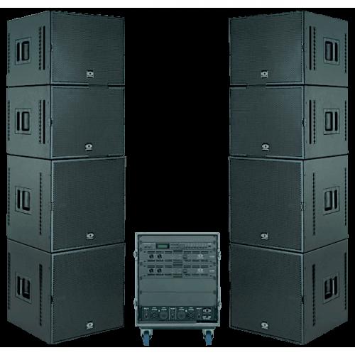 DYNACORD COBRA-2 Компактный линейный массив