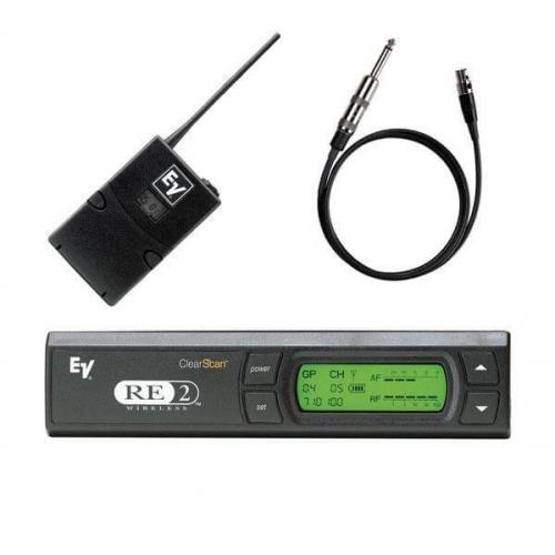 Electro-Voice RE2-G/A Беспроводная гитарная система