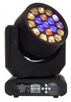 Free Color B-EYE 1915 светодиодный прожектор с вращаемой линзой