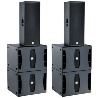 Мощная звукоусилительная система Flexsys Concert System