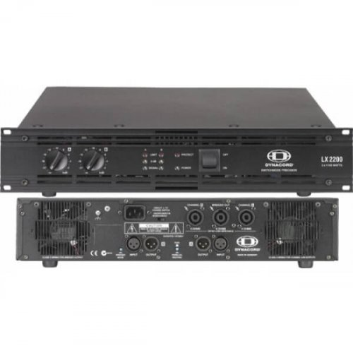 Dynacord LX 2200 Усилитель мощности