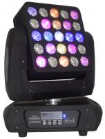 Free Color MATRIX 25 матричный полноповоротный прожектор