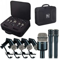 Набор микрофонов для озвучивания барабанов Electro-Voice PL DK7
