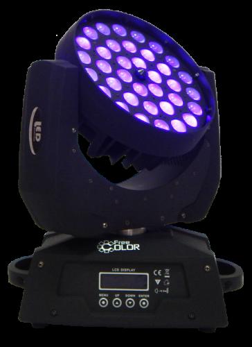 Free Color W3618 Полноповоротный прожектор