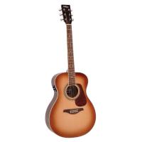 Электроакустическая гитара Vintage VE300SB