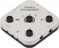 Аудиомикшер для смартфонов ROLAND GO: MIXER