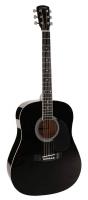 Акустическая гитара Nashville GSD-60-BK