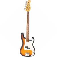 Бас-гитара Jay Turser JTB 400C TSB