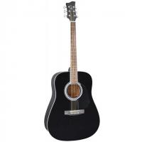 Акустическая гитара Jay Turser JJ45 PAK BK