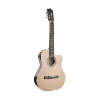 Классическая гитара с датчиком Stagg C546TCE N