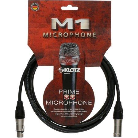 Микрофонный кабель KLOTZ M1K1FM0300